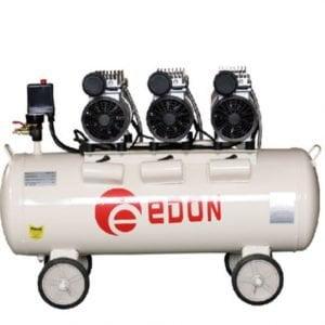 Silent Air Compressor EDON 25-100L