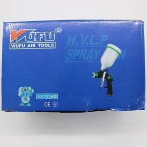 Air Spray Gun – RF701AG – 1.7mm