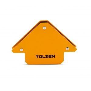 Arrow Magnetic Welding Holder – Yellow, 25 lbs
