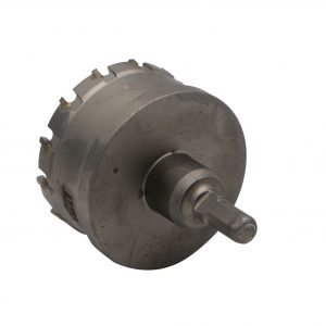 Carbide Tipped Hole Saw – Silver