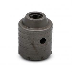Concrete TCT Hole Saw – Silver