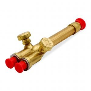 Welding Handle Tool – Gold/Red