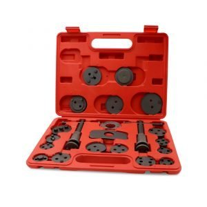21 Pieces Brake Caliper Tool Set – Red