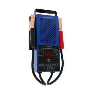 Digital Battery Load Tester – Blue, 100 Amp
