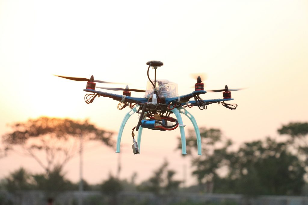 drone product development