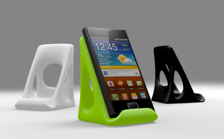 phone 3d printed stand